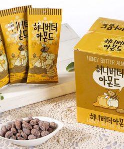 Hạnh Nhân Bơ Mật Ong Hàn Quốc