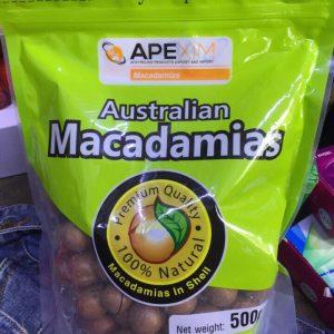 Hạt Mắc Ca Úc Nhập Khẩu Loại 1